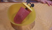 Popsicles for breakfast