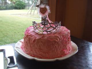Princess cake, Tiara cake, Princess Tiara Cake