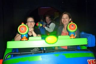 Walt Disney World,Buzz Lightyear ride,Disney Social Media Moms