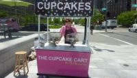 Boston: Cupcake Cart and Gourmet Grilled Cheese on the go