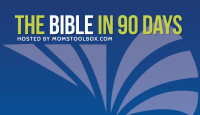 Bible in 90 Days: Day 45