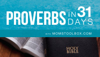 Proverbs in 31 Days 2015: Day 31, Proverbs 31: Gather your resources and work diligently
