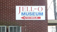 Trip Journal: Finger Lakes- JELL-O & more from Buffalo to Watkins Glen