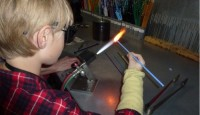 Making glass (and more) at the Corning Museum of Glass in the Finger Lakes region of New York