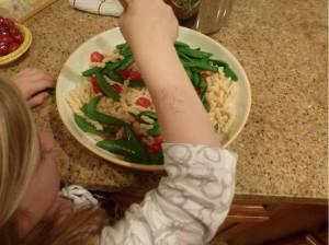 Beef Lemon Pasta Salad help