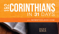 I've been a bit cloudy lately… 2 Corinthians 3 SOAP