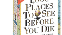 """1,000 Places to See Before You Die"" Giveaway"