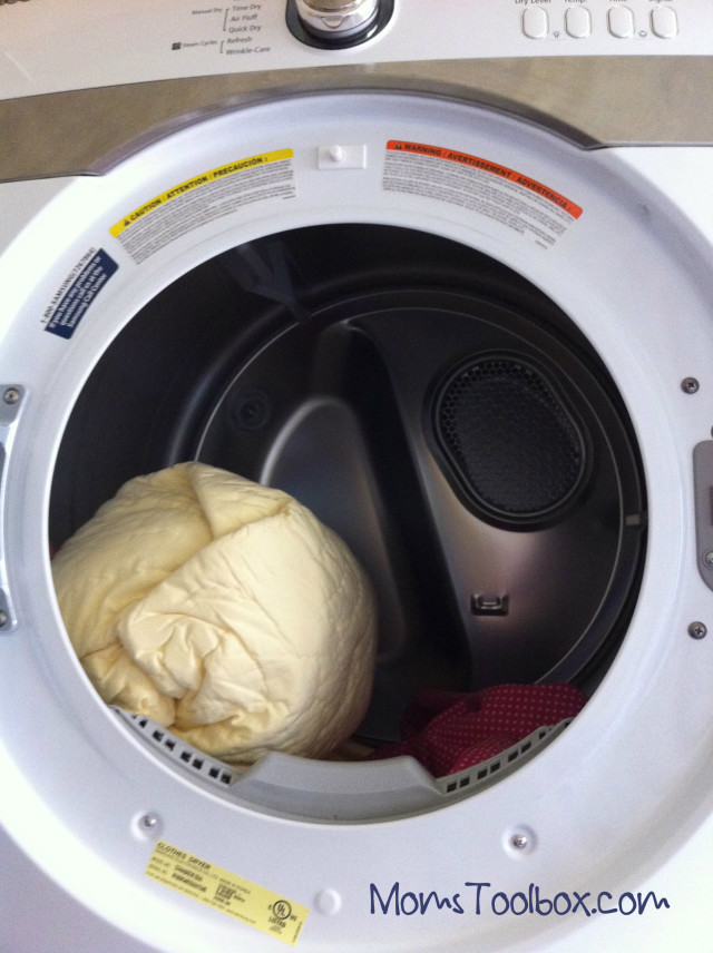 how to get ink out of clothes dryer