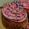 Light Strawberry Cupcake Recipe