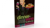 Download my ebook, Dinner & Wine for $20 or Less, for FREE on Amazon today and tomorrow