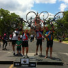 MS 150 finish