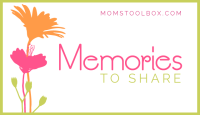 Memories to Share: July- Memories #29-34