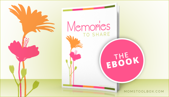 Memories to Share: The eBook
