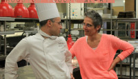 Shop and cook with Monica Pope & Maurizio Ferrarese