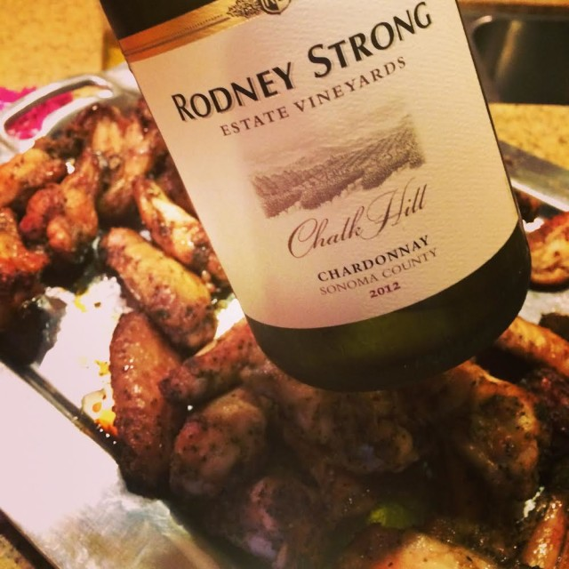 Chardonnay and Chicken
