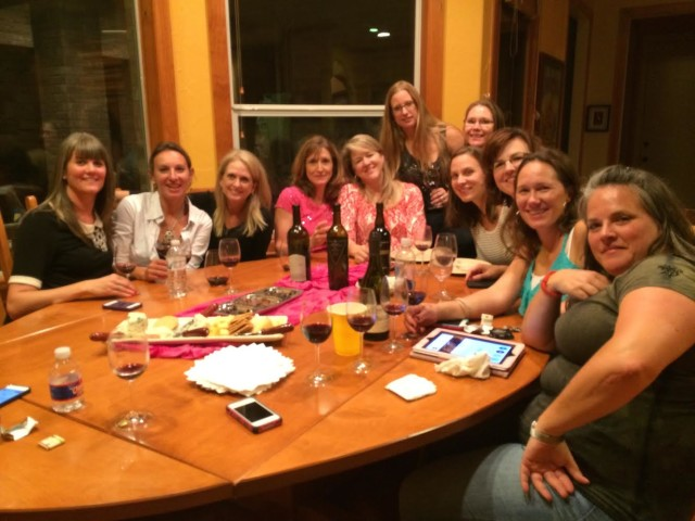 Ladies Night Out Wine Party