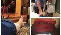 Knee Arthoscopy & Recovery
