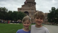 Quick trip to Austin, Texas with kids #SilverLinings