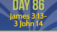 Bible in 90 Days: Day 86