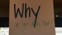 What is your 'Why?'